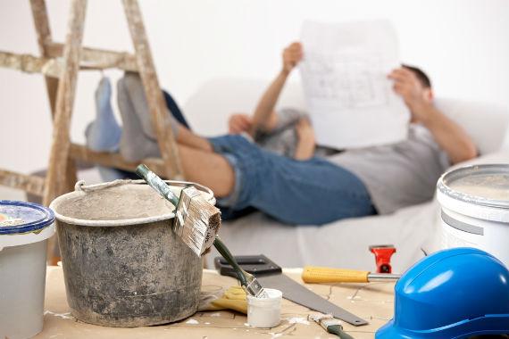 werken in huis financieren met een renovatielening